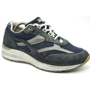 SAS Mens Journey Mesh Blue Sneaker Size 9W